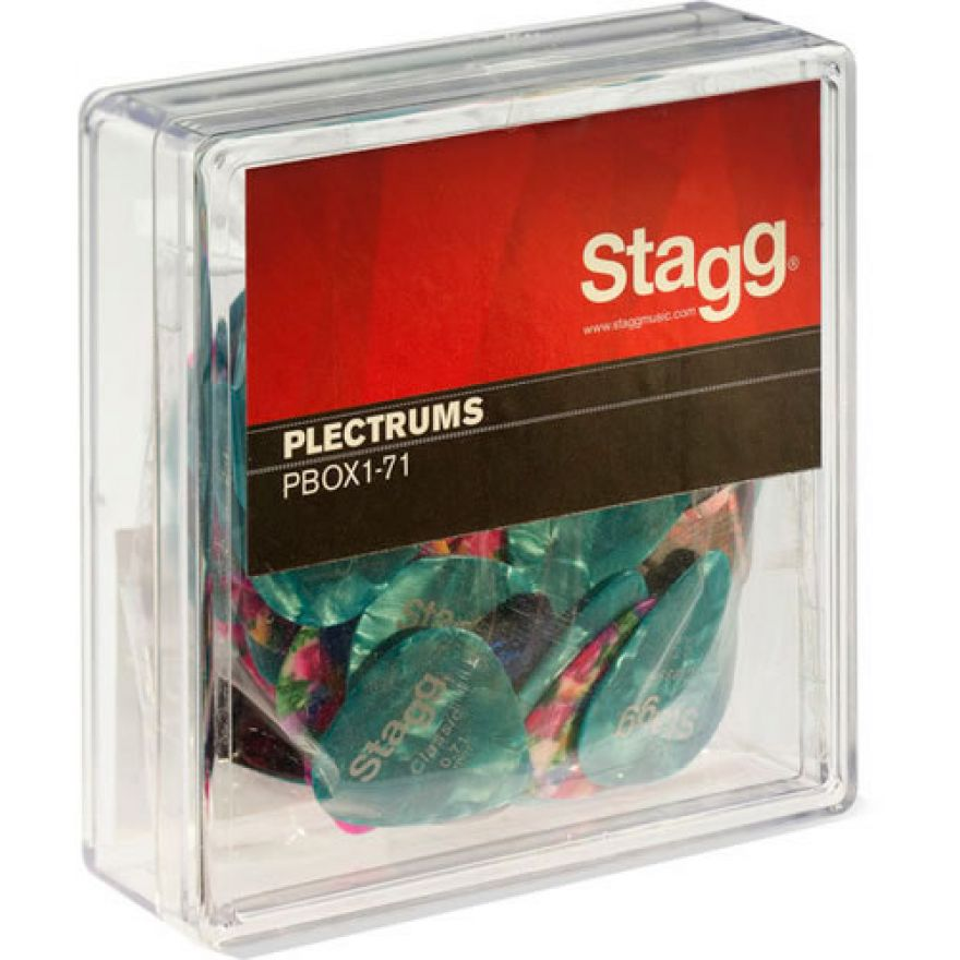 0-STAGG PBOX1-71 - BOX 100