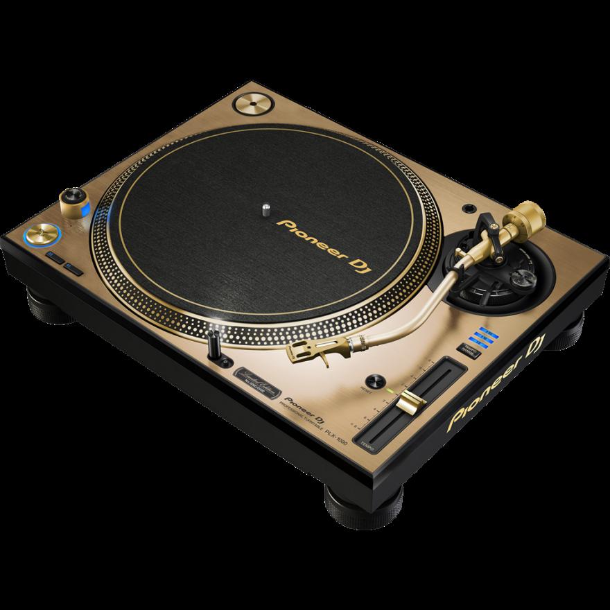 0-PIONEER PLX-1000-N Gold -