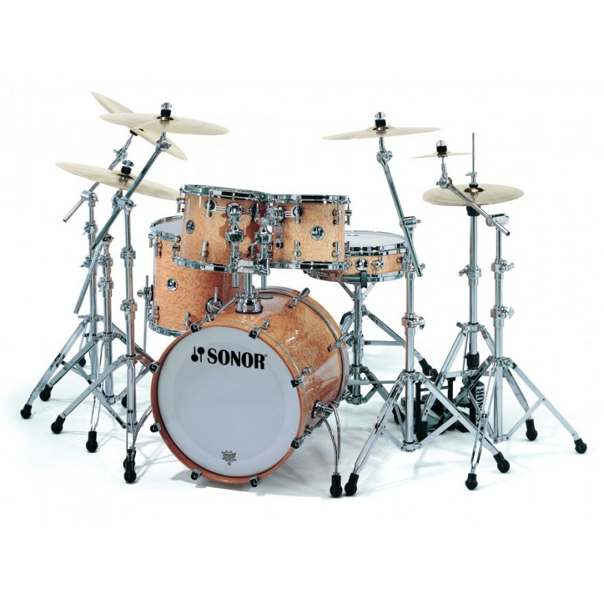 Sonor DL 10 Studio 1 WM - Birdseye Amber