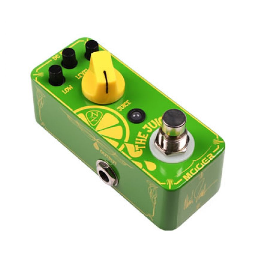 MOOER THE JUICER - NEIL ZAZA SIGNATURE OVERDRIVE
