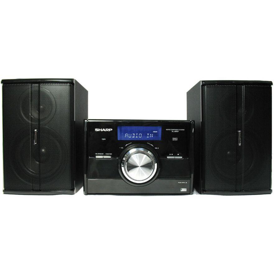 SHARP XL-UR27H - SISTEMA MICRO HI FI CD / USB RECORDING