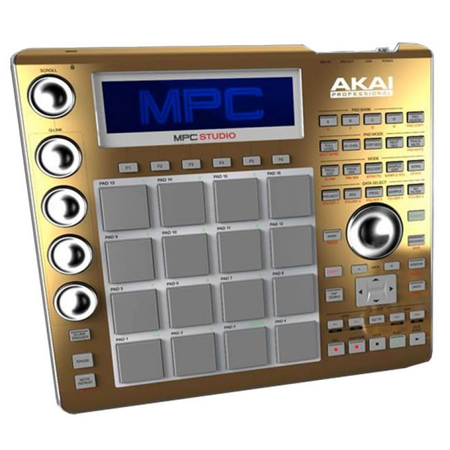 AKAI MPC STUDIO GOLD Limited Edition - CONTROLLER MIDI/USB
