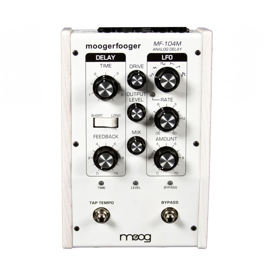 MOOG MF-104M Analog Delay White