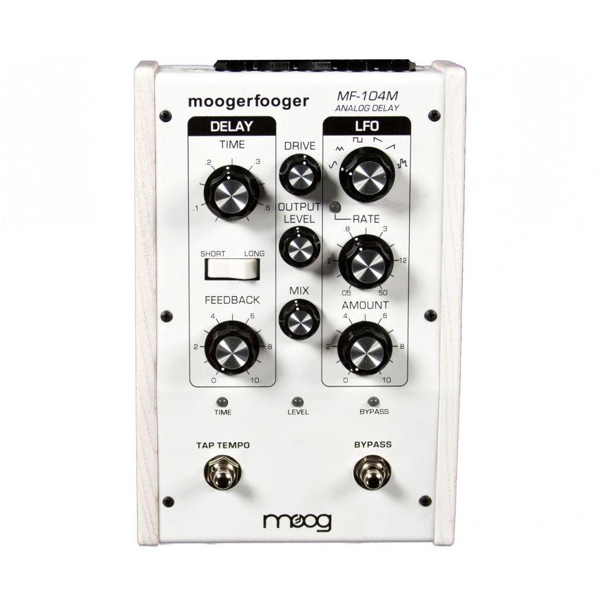 MOOG MF-104M Analog Delay White
