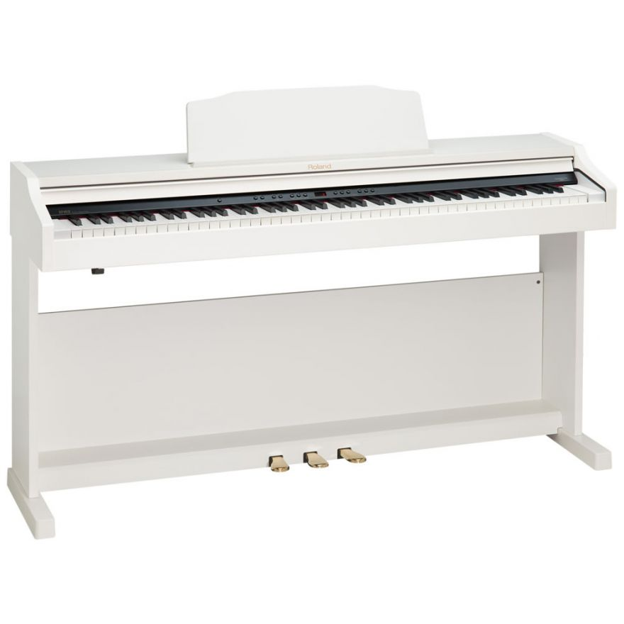 ROLAND RP401R WH WHITE - PIANOFORTE DIGITALE WHITE