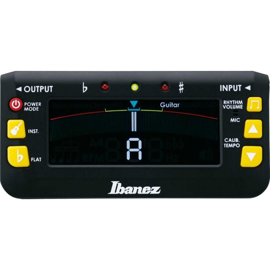 Ibanez MU2 - accordatore & metronomo - automatico/cromatico