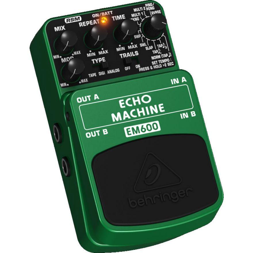 0-BEHRINGER EM600 ECHO MACH