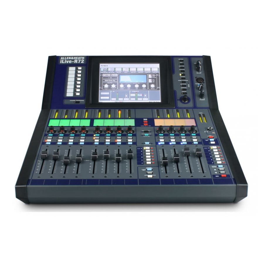 0-ALLEN & HEATH ILIVE-R72 -