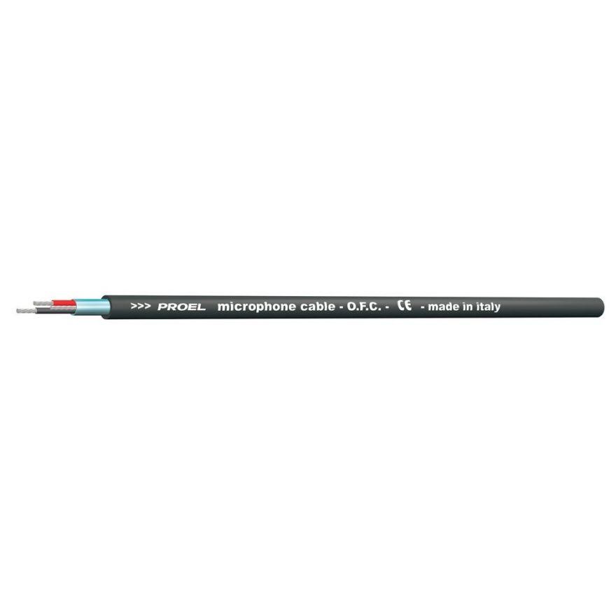 PROEL HPC105 - Cavo coassiale antirumore per strumenti a metro