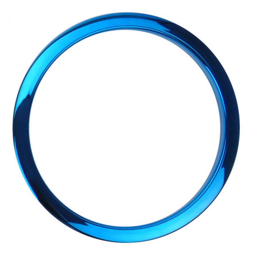 0-BASS DRUM O's HCB6 Blue -