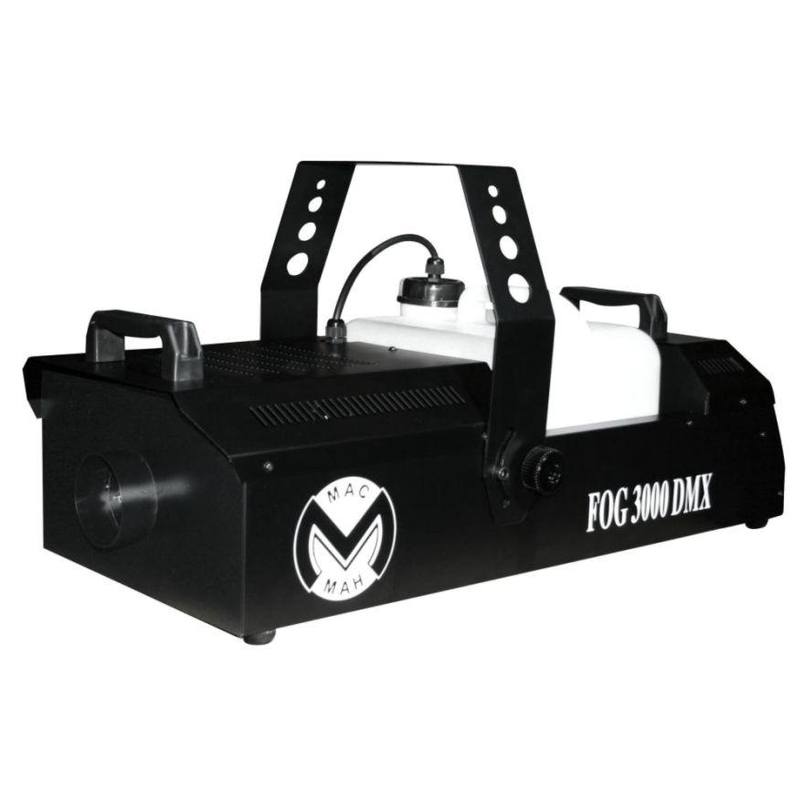 FOG 3000 - MACCHINA FUMO DMX 3000W