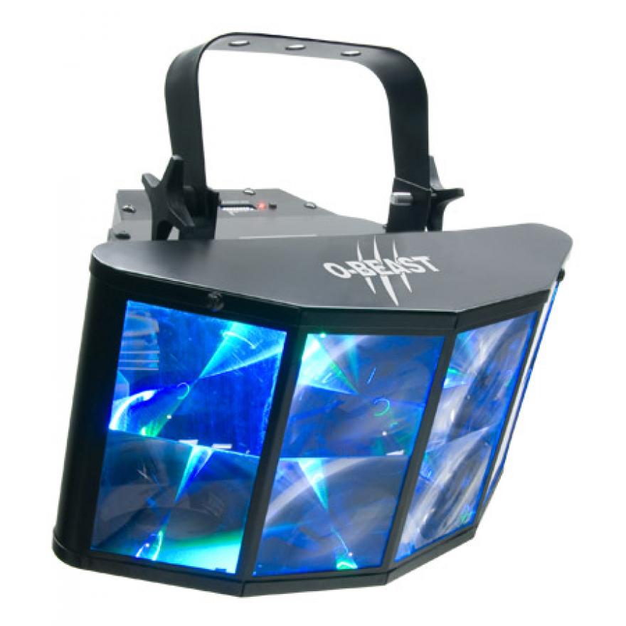 CHAUVET O BEAST - Effetto luce a leds da 3W con DMX