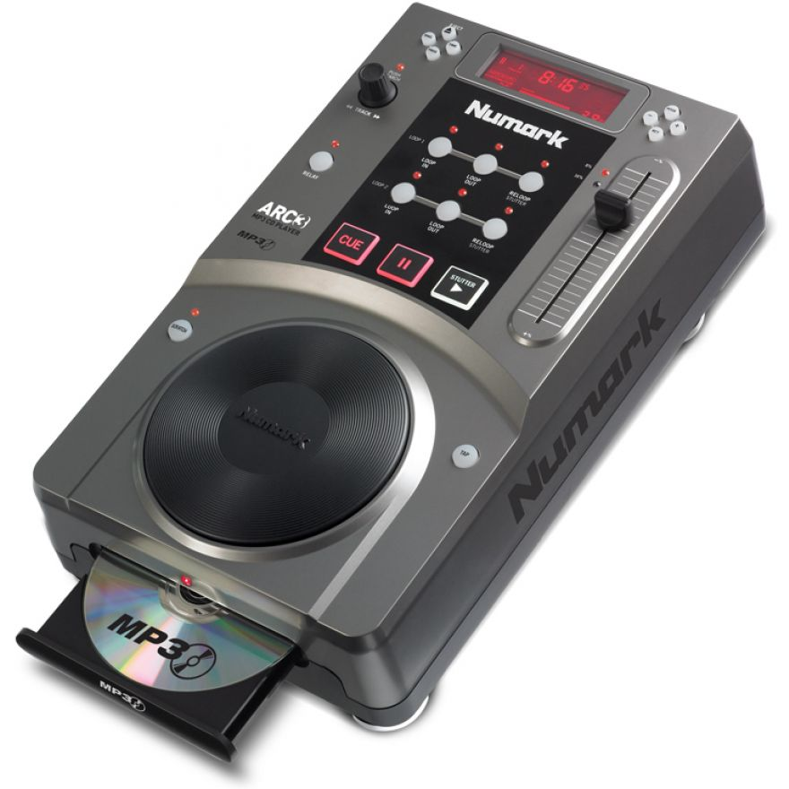 NUMARK ARC 3 - LETTORE CD AUDIO/MP3