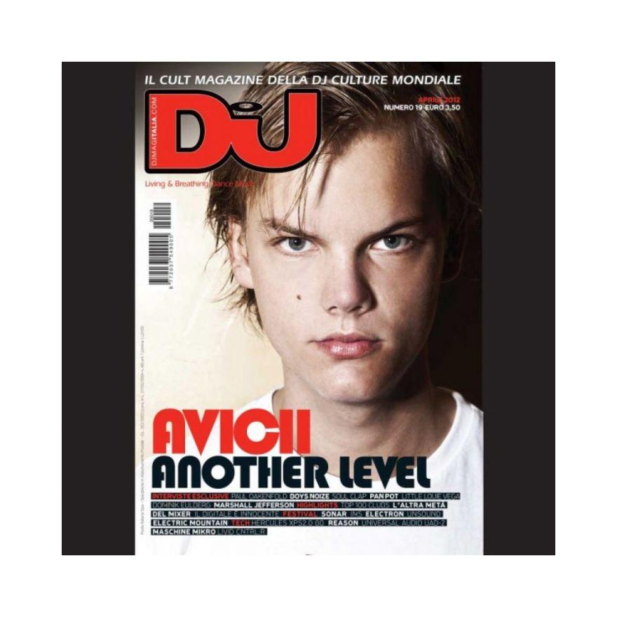 0-DJ MAG ITALIA DJ MAG APRI