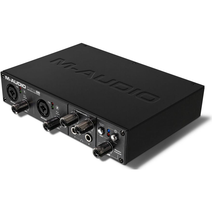 M-AUDIO PROFIRE 610 - INTERFACCIA AUDIO DIGITALE FIREWIRE