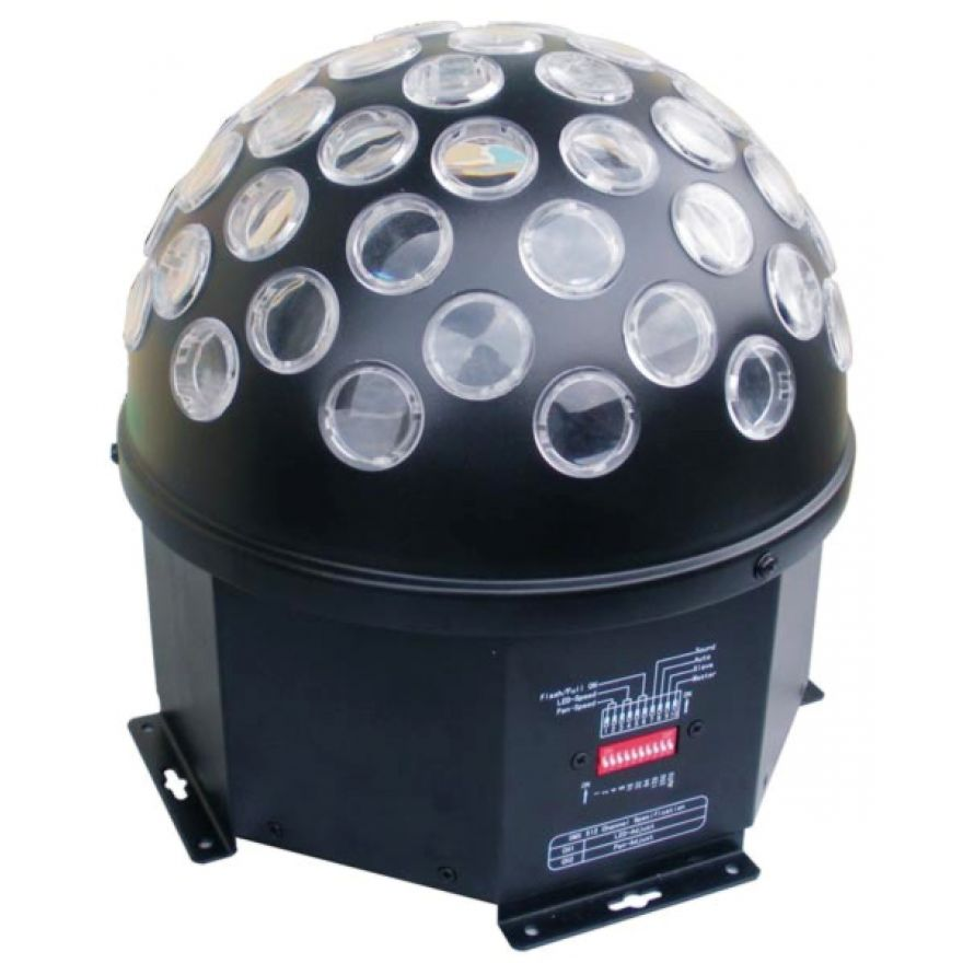 KARMA DJ LED206 - EFFETTO LED STARBALL raggi a led consumo 10w