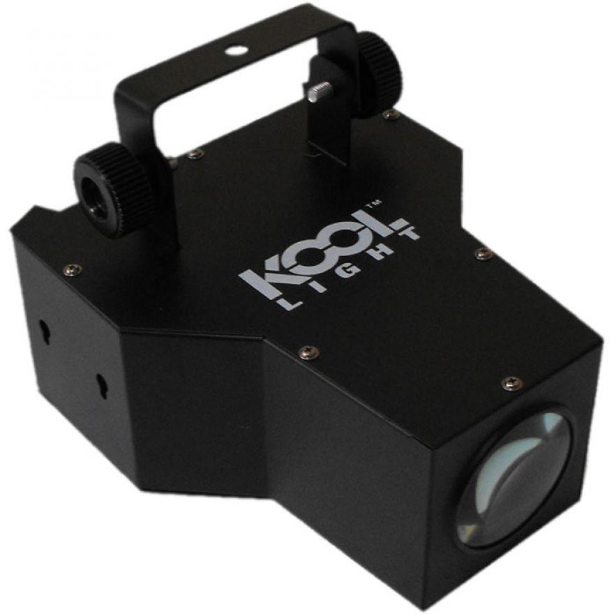 Kool Light CYCLOPE II - EFFETTO LUCE A LED 64 Leds Effetto Laser