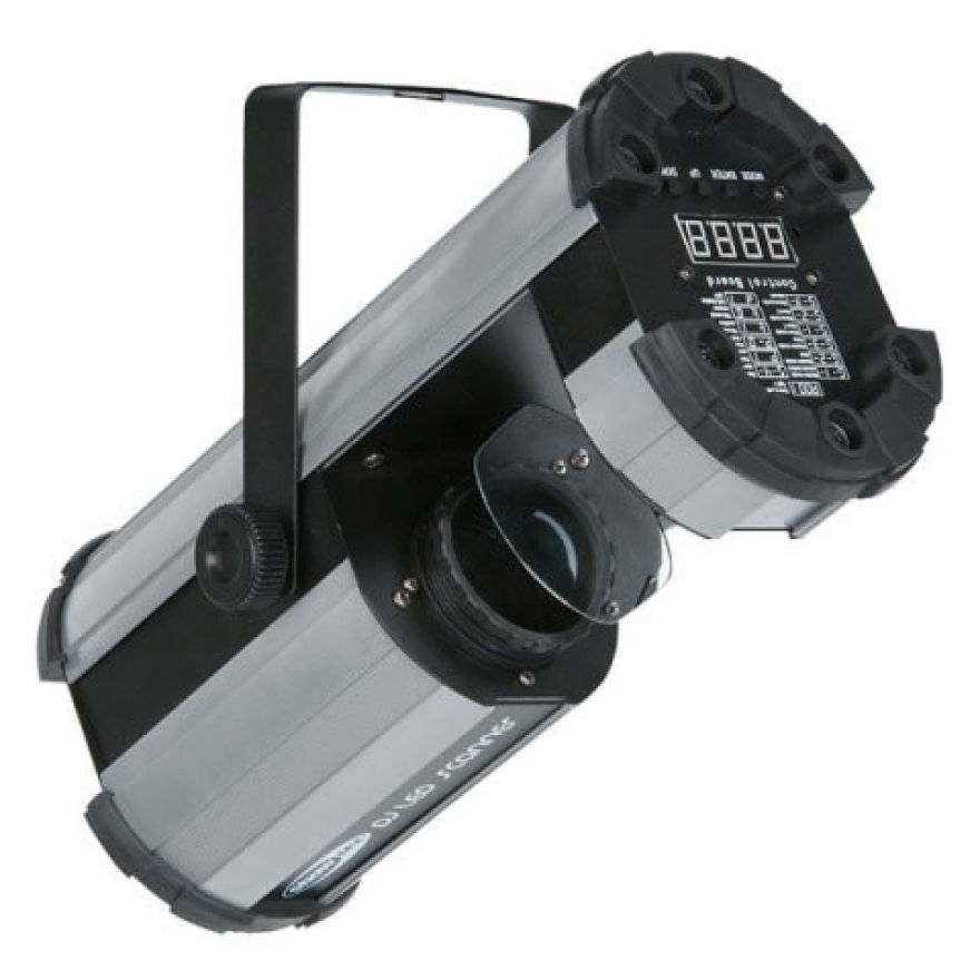 0-SHOWTEC DJ LED SCANNER -