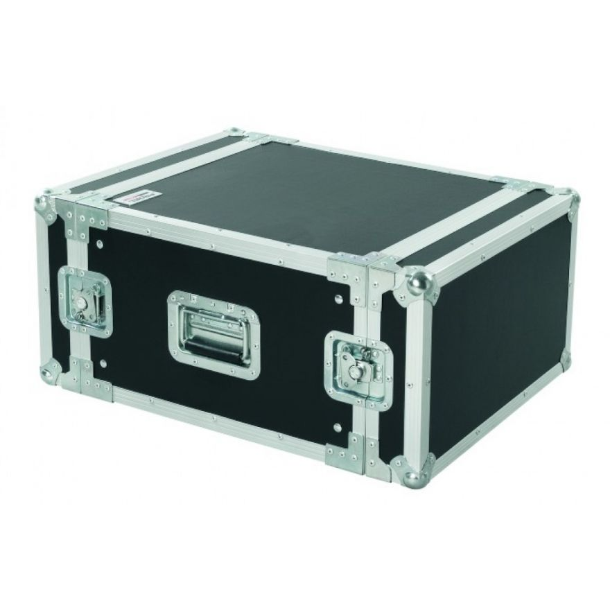PROEL CR206BLKM - Flight case 6U a rack 19