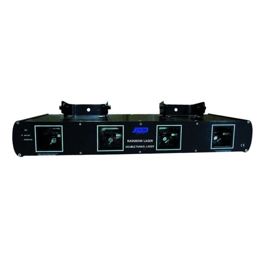 KARMA RAINBOW LASER - LASER RGB 550MW