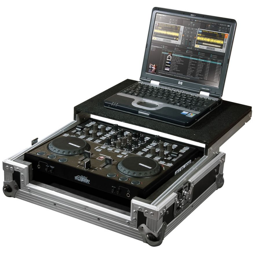 RELOOP CONTROLLER CASE PRO - FLIGHT CASE PER DIGITAL JOCKEY