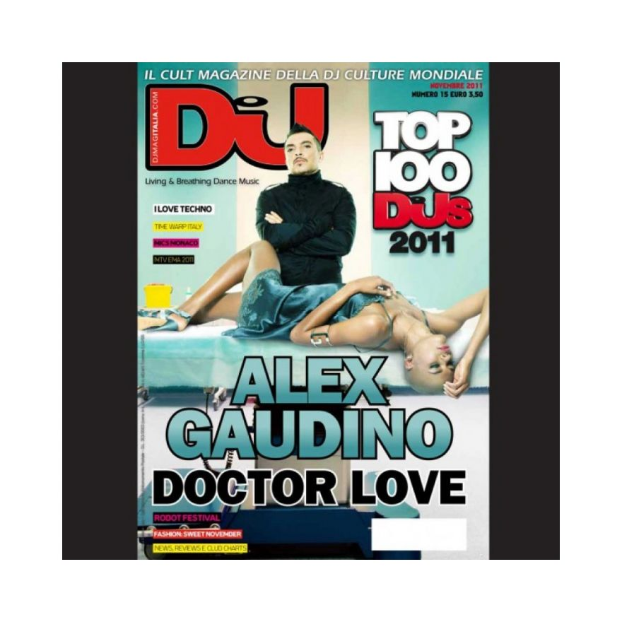 DJ MAG ITALIA DJ MAG NOVEMBRE 2011