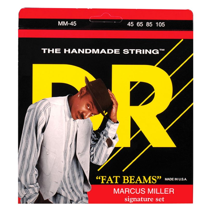 0-DR Strings MM-45 Marcus M