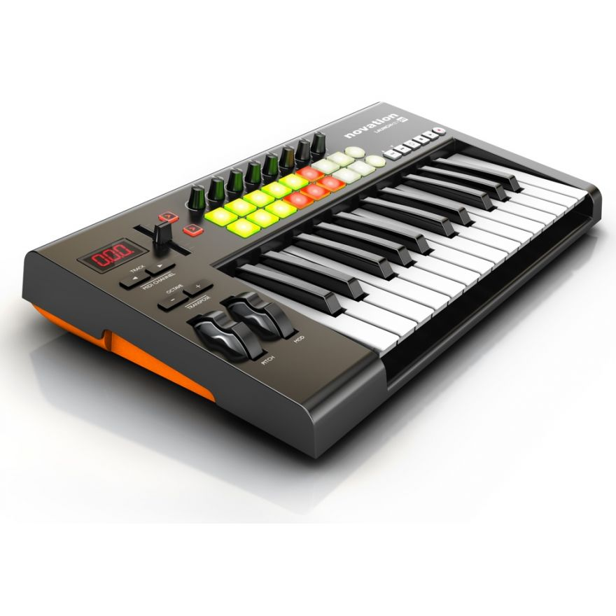 0-NOVATION Launchkey 25