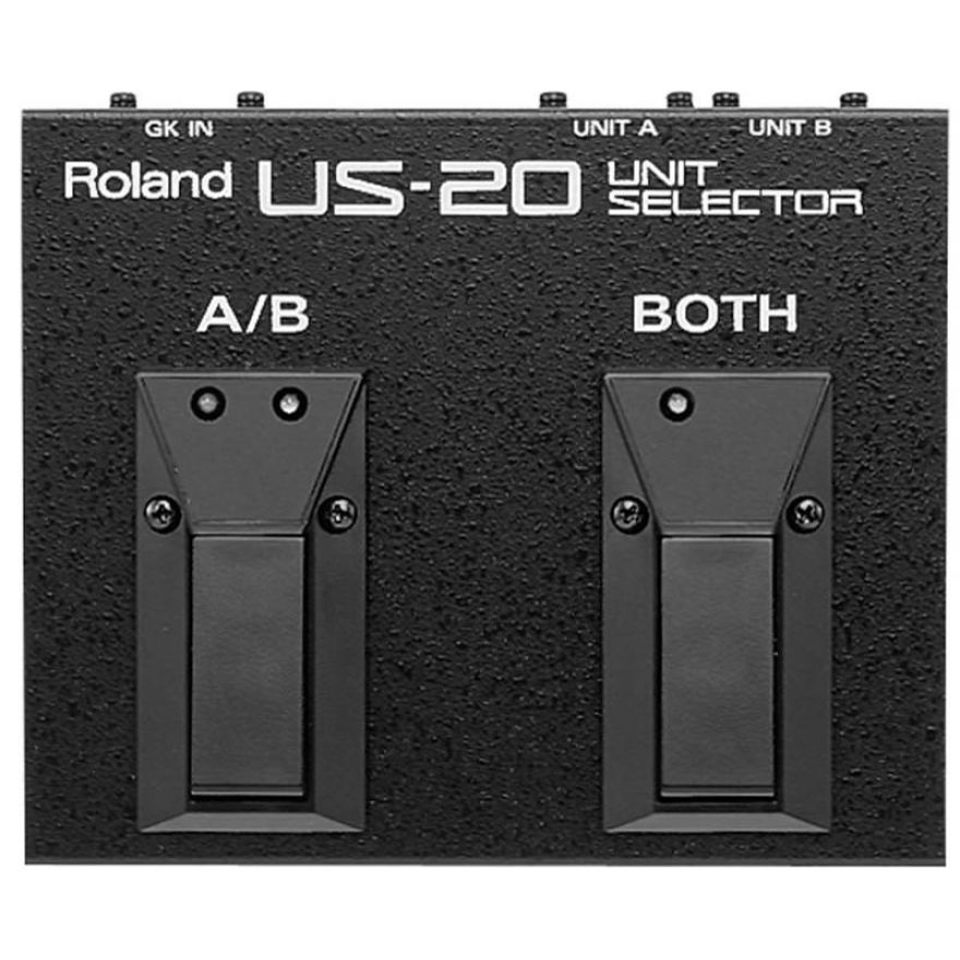 0-ROLAND US20 - SELETTORE A