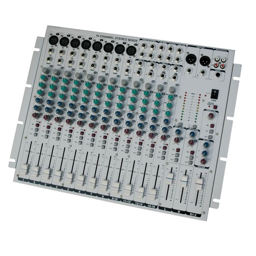 KARMA MX 4916 - MIXER MICROFONICO 16CH