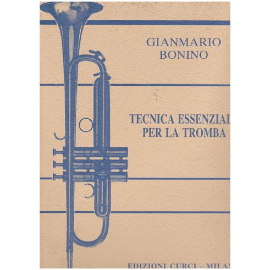 CURCI Bonino, Gianmario - TECNICA ESSENZIALE PER LA TROMBA
