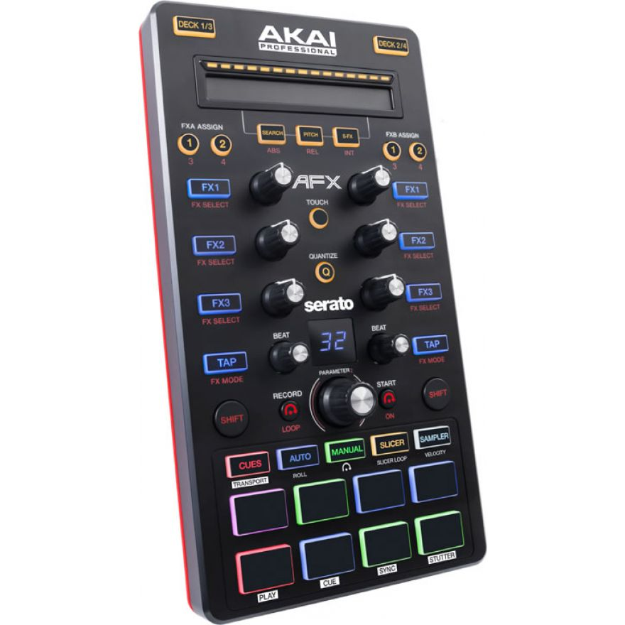 0-AKAI AFX - CONTROLLER MID