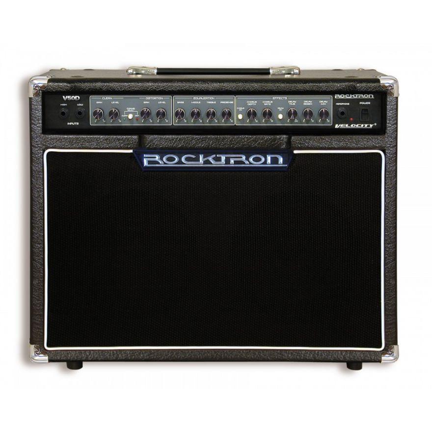 ROCKTRON V50D - COMBO PER CHITARRA ELETTRICA 50 WATT