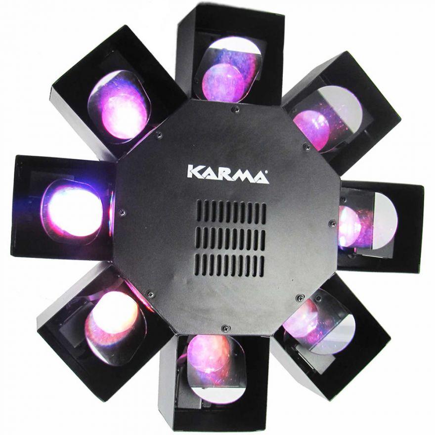 KARMA DJ DISCO - CENTROPISTA A LEDS
