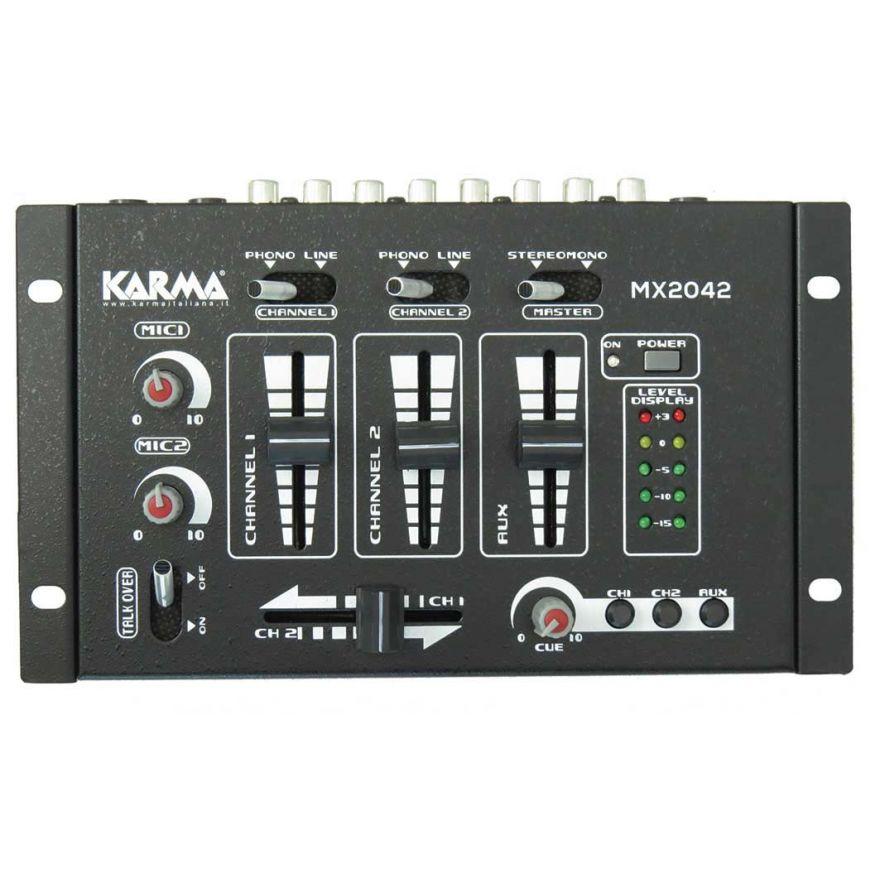 0-KARMA MX 2042 - MIXER 4 C