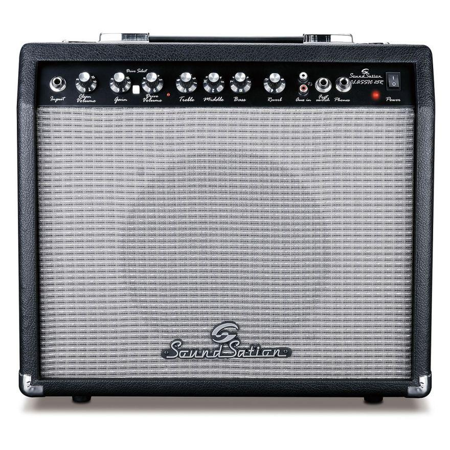 SOUNDSATION CLASSIC-25R - Amplificatore per Chitarra con riverbero