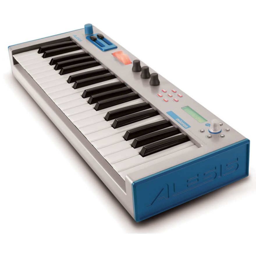 ALESIS MICRON BLUE - MINI ION 37 TASTI
