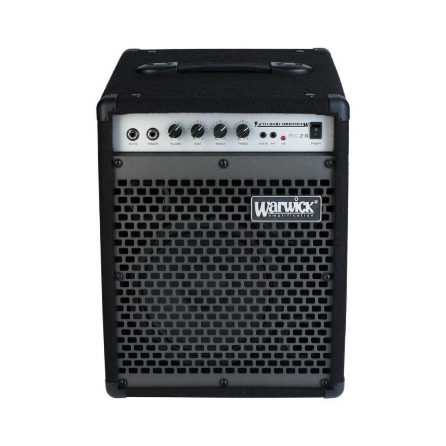 0-WARWICK BLUE CAB 20 - AMP