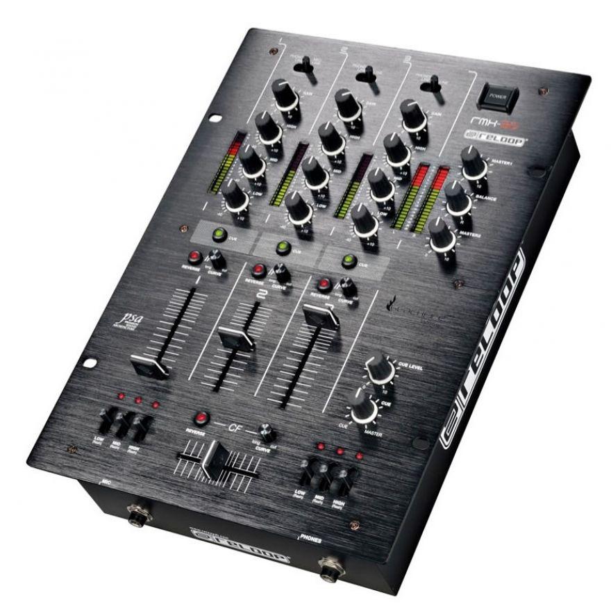 RELOOP RMX-30 BLACK FIRE EDITION - Mixer per DJ