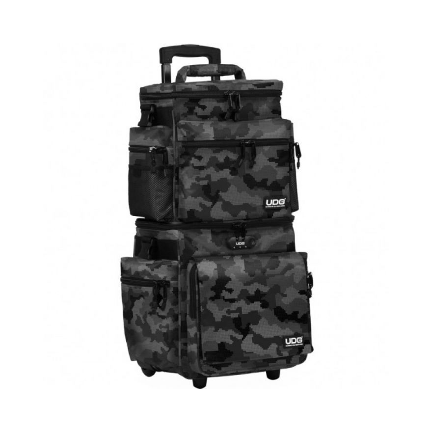 UDG SLINGBAG TROLLEY SET DELUXE CAMO GREY