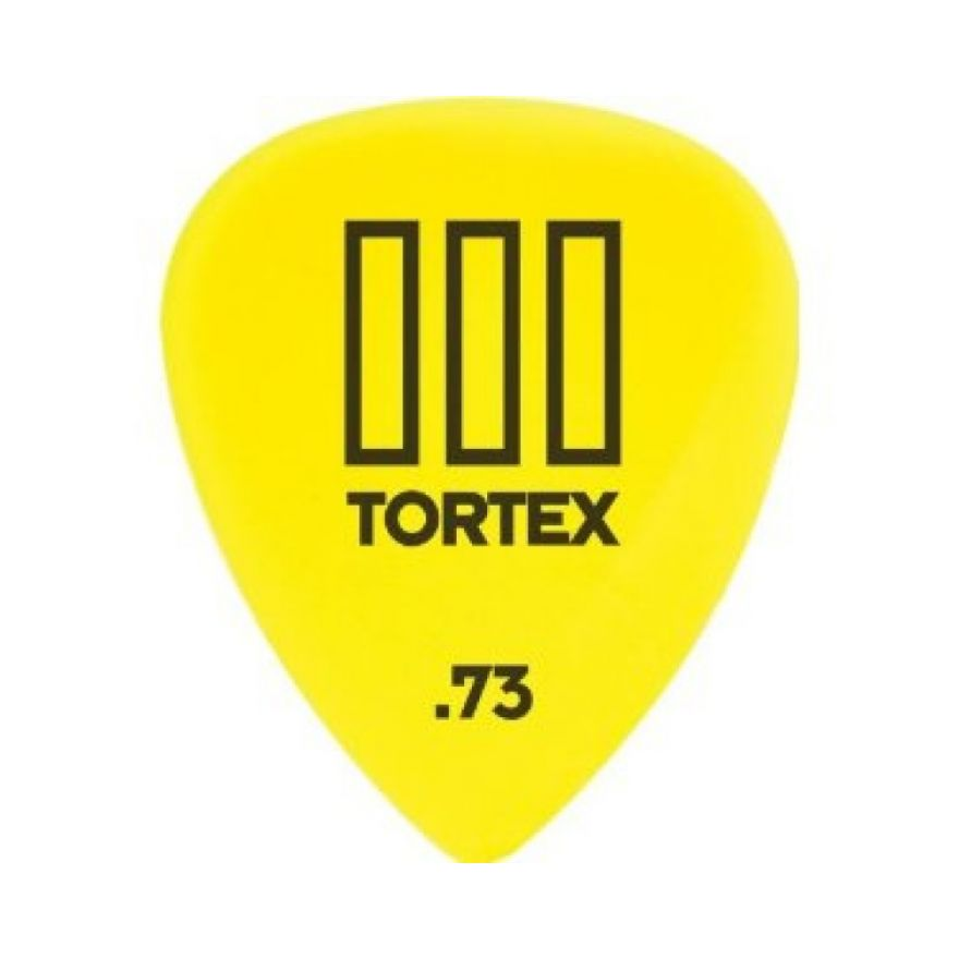 Dunlop 462P Tortex III Yellow .73