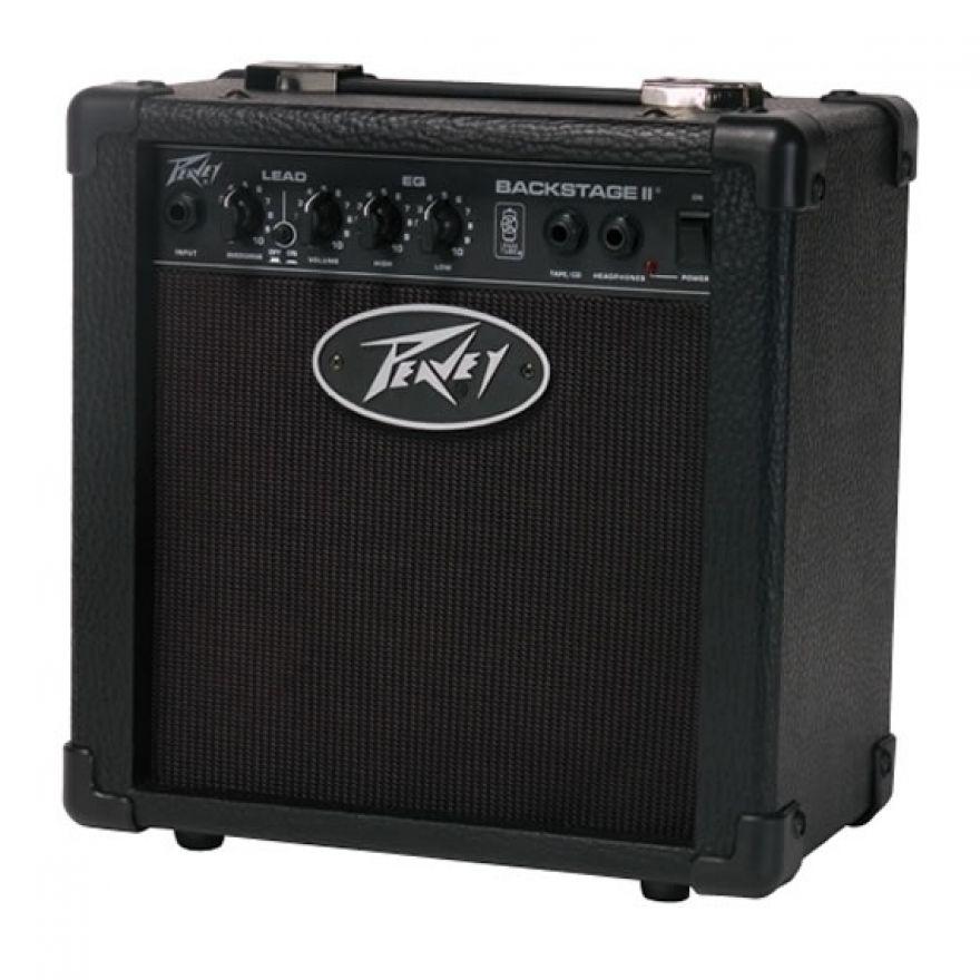 0-PEAVEY BACKSTAGE II - AMP