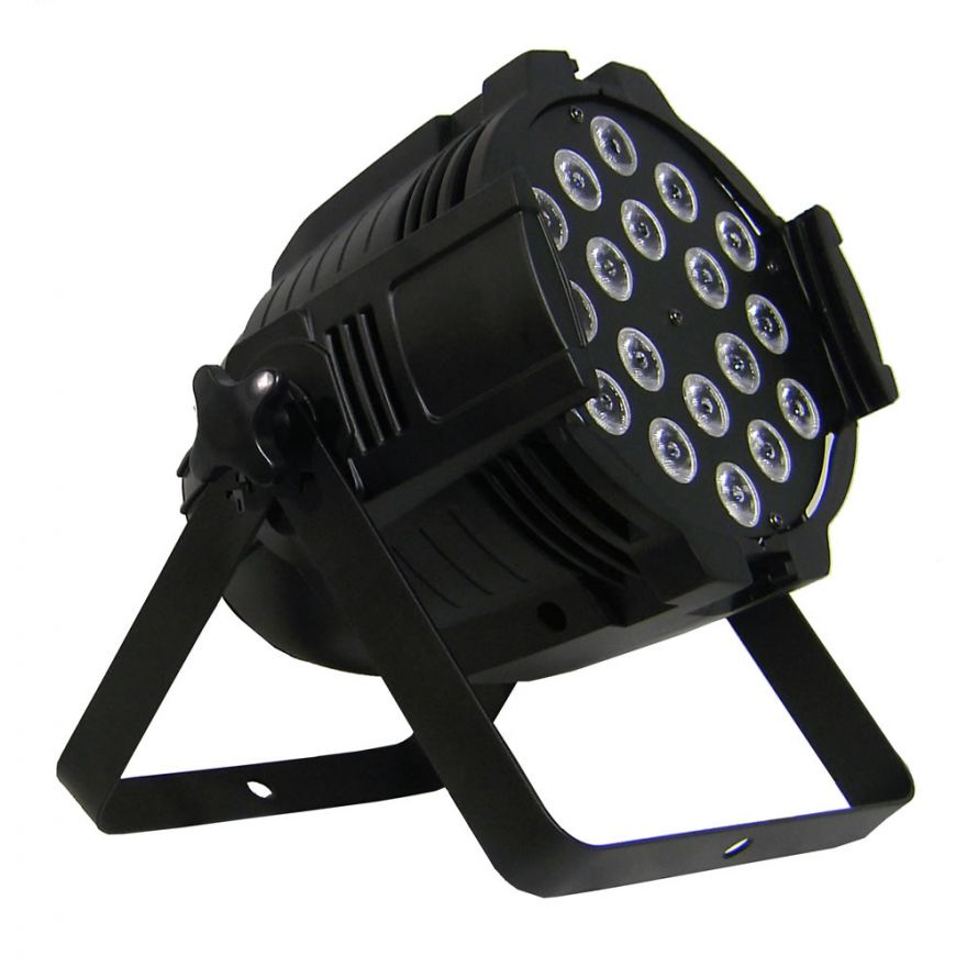 FLASH LED PAR 64 18x 10W RGBW 4in1 - PAR 64 A LED