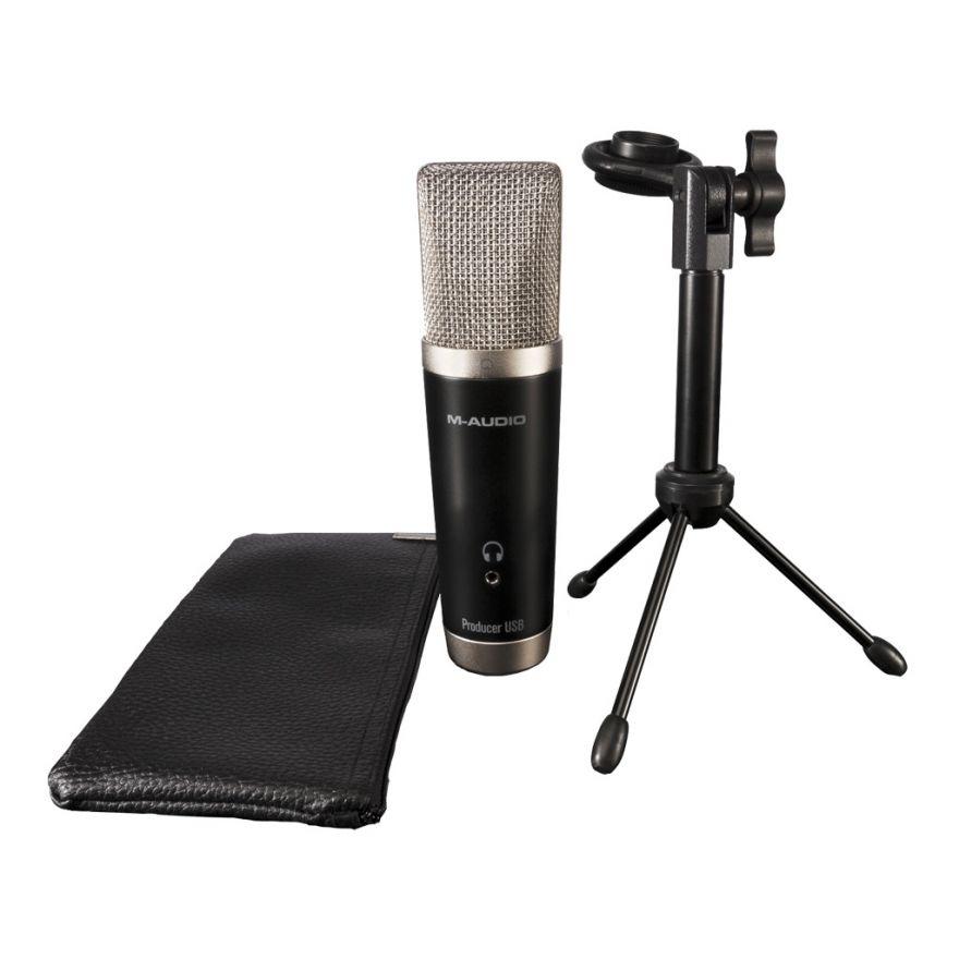 0-M-AUDIO Vocal Studio