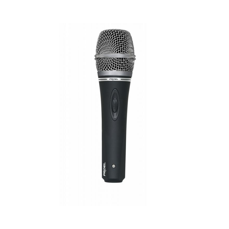PROEL DM220 - Microfono dinamico per voce