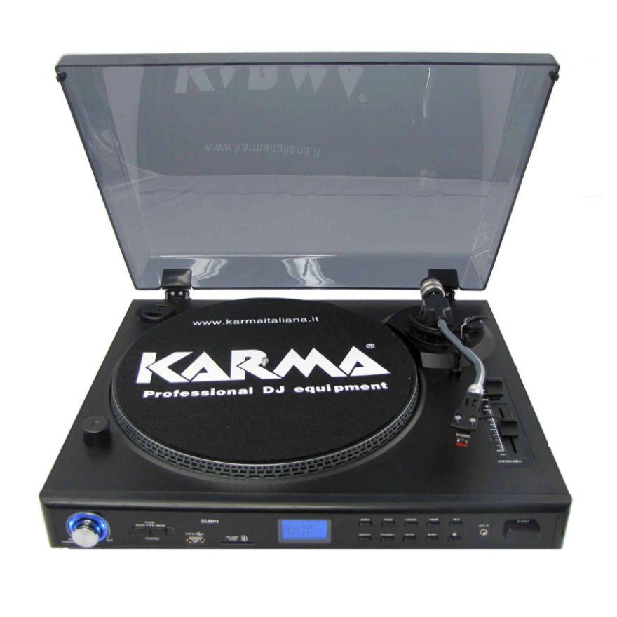 0-KARMA GR 108 - GIRADISCHI