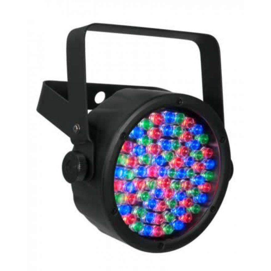 CHAUVET SLIM PAR38 - ILLUMINATORE A 75 LEDs