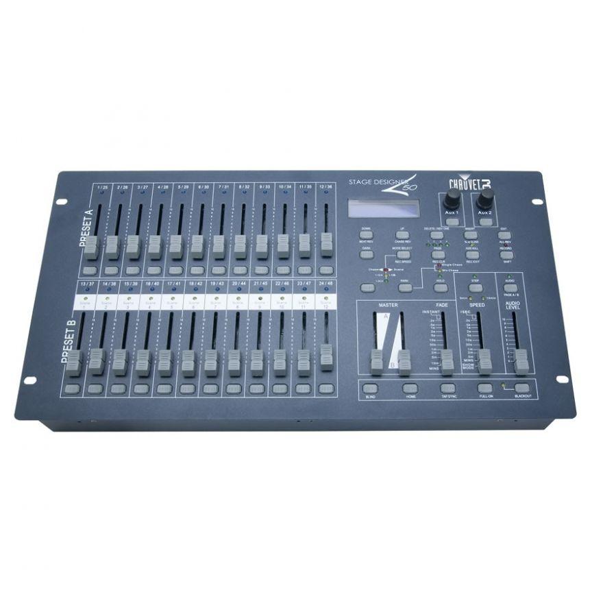 CHAUVET DJ Stage Designer 50 - CONTROLLER DMX