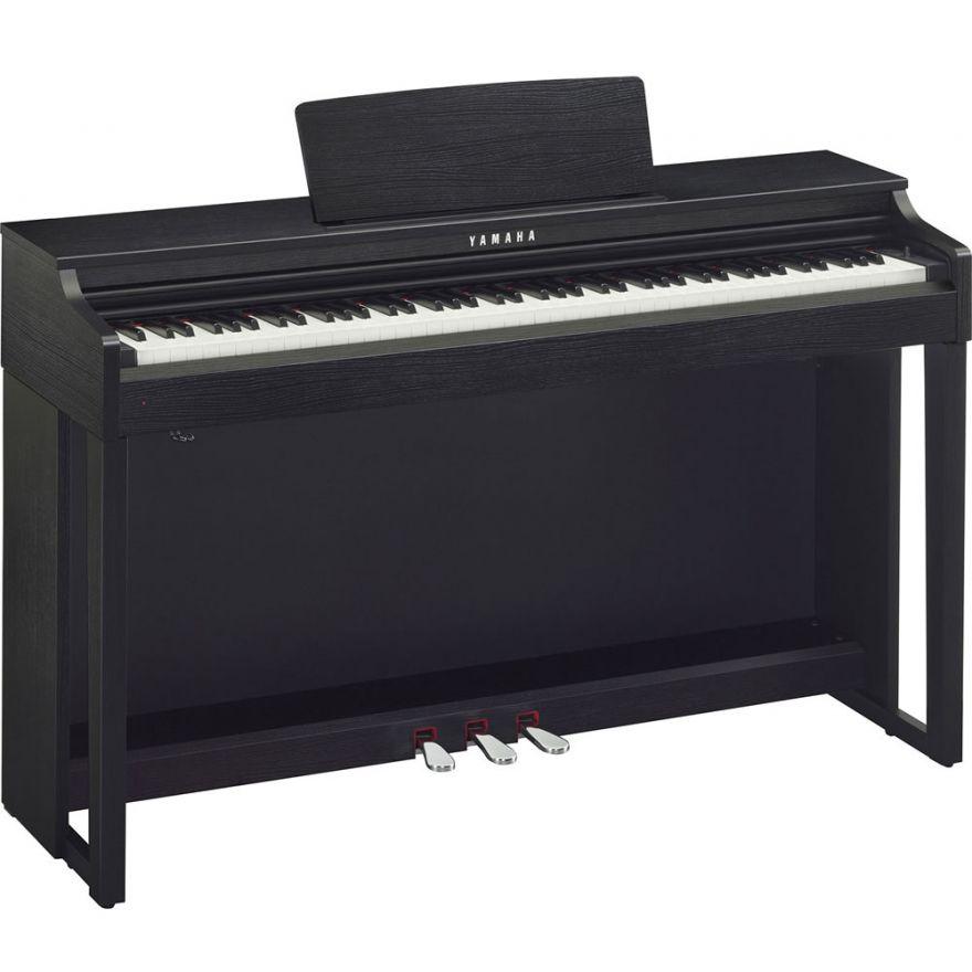 YAMAHA CLP525 B - PIANOFORTE DIGITALE 88 TASTI PESATI