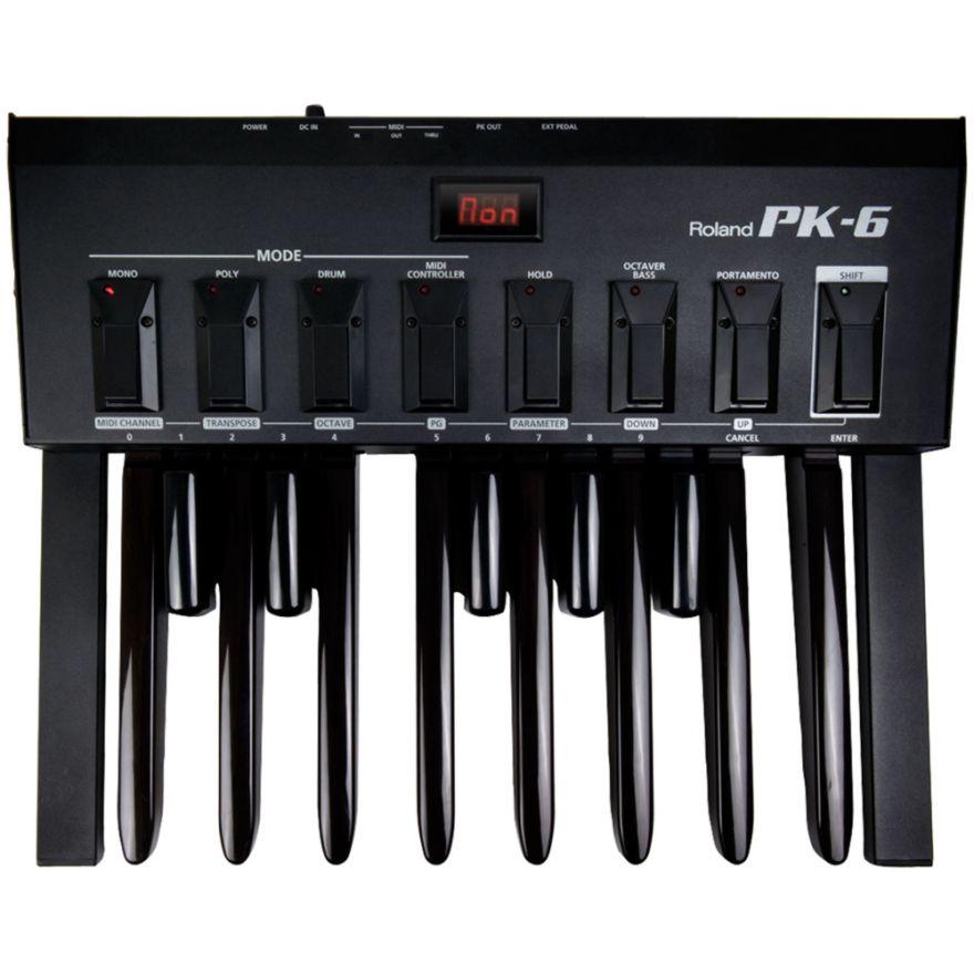 ROLAND PK6 - Pedaliera MIDI Dinamica a 13 note